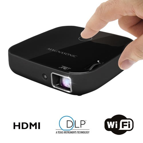 Wi-Fi Mini Video Projector - Alternate 2