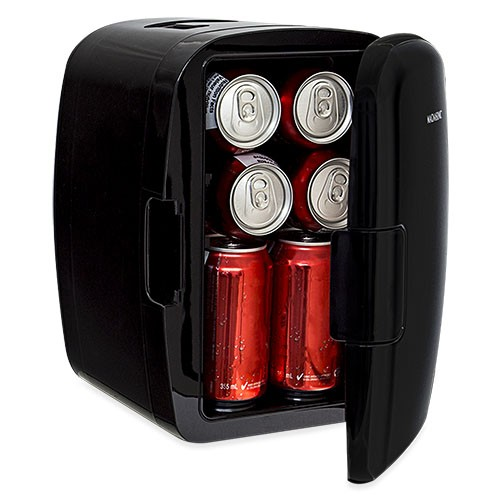Portable 8 Can Mini Fridge Cooler & Warmer