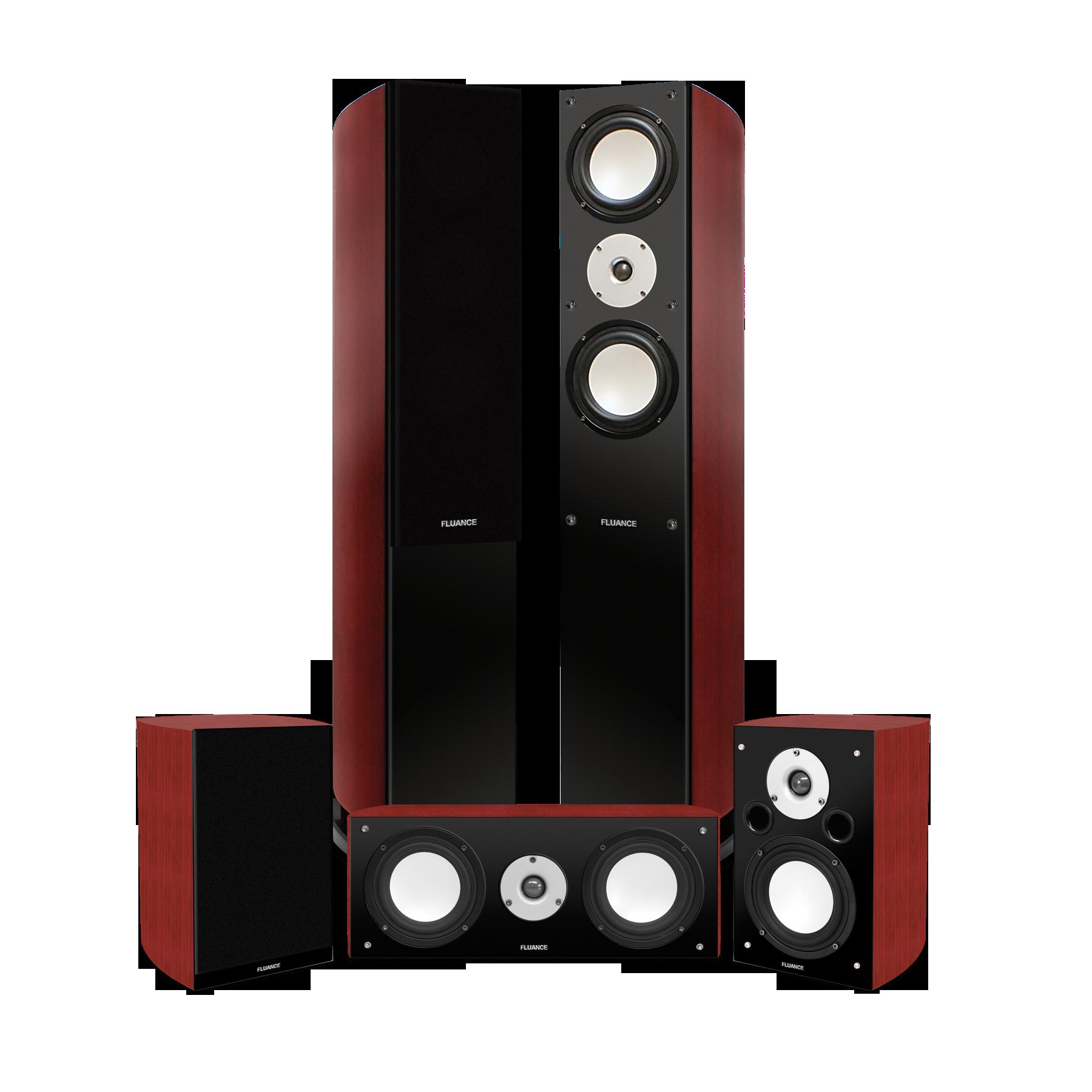 Fluance XLHTB Home Theater Speaker System