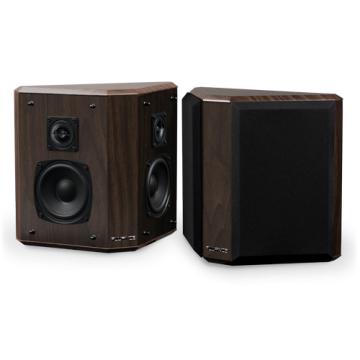 Elite High Definition 2-Way Bipolar Surround Speakers