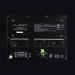 Fluance FI70 Bluetooth Speaker System Reverse Panel