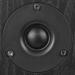 Fluance black speaker close up