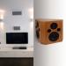 Fluance SXBP Bipolar Wide Dispersion Surround Speakers Application