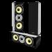 Fluance ES Series Center and Surround Speakers