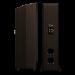 Fluance HFFW Dark Walnut Signature Series Floorstanding Speakers Profile