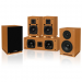 Fluance SX Series Center and Surround Speakers