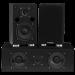 SXHTBCS-BK Center Channel Speaker surround sound speakers