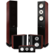 XLBPHTB-KIT 5.0 Home Theater System With Bipolar Speakers