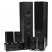 SX70RSS-BK-KIT 7.0 Home Theater Speaker System