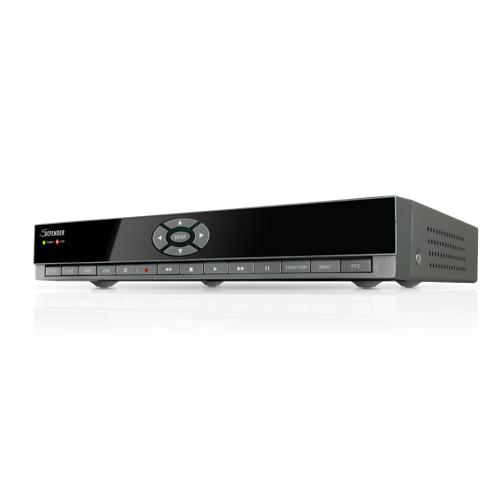 4CH DVR with 500GB HDD (SN502-4CH-X)
