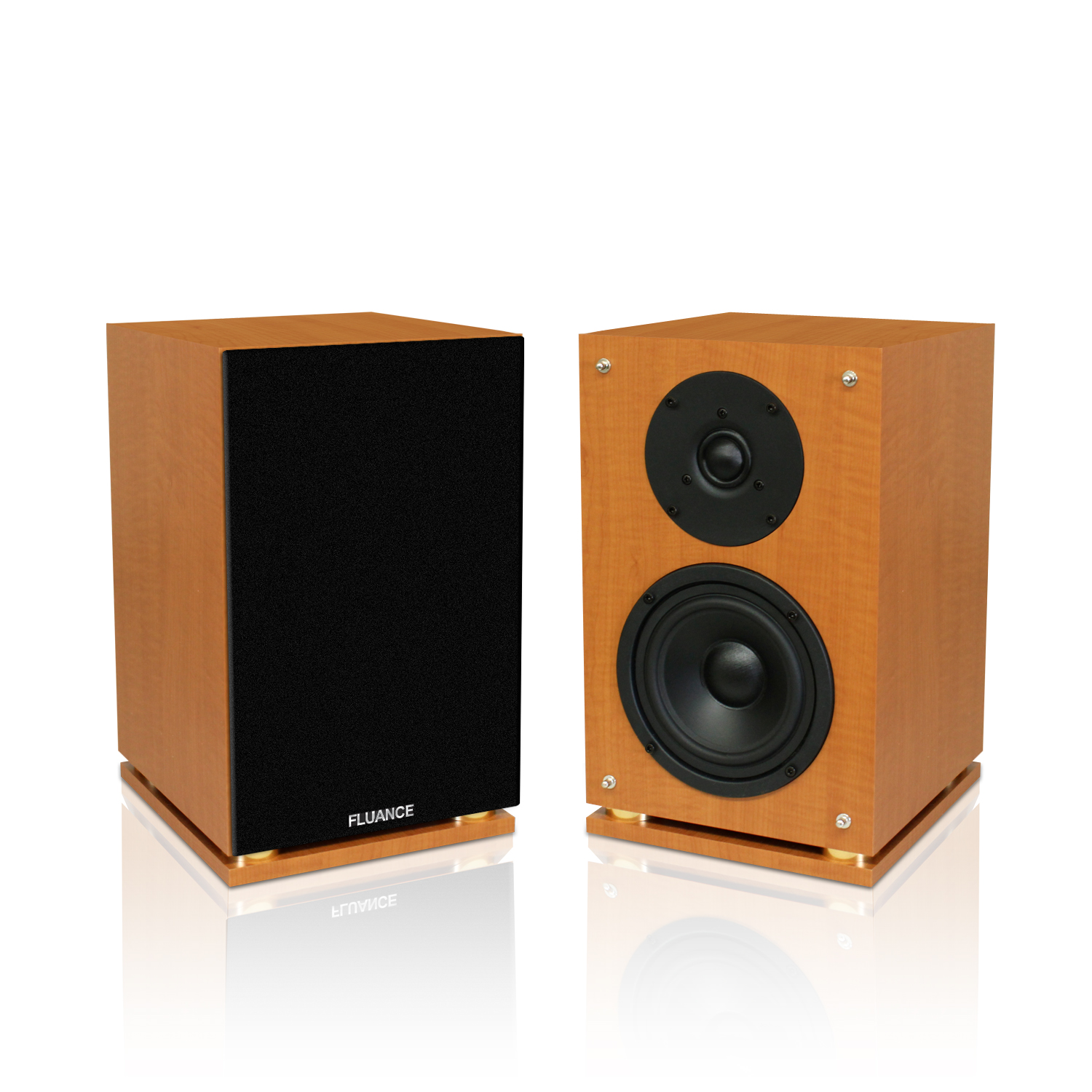SX6 High Definition Two-way Bookshelf Loudspeakers