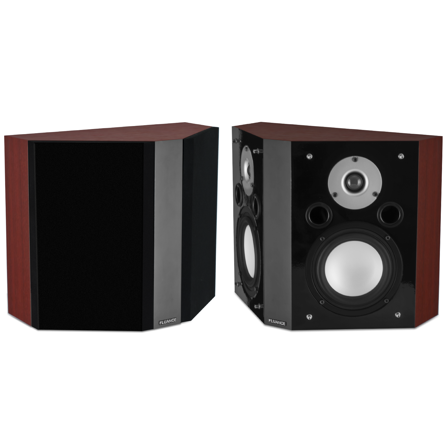 XLBP Wide Dispersion Bipolar Surround Sound Speakers (pair)