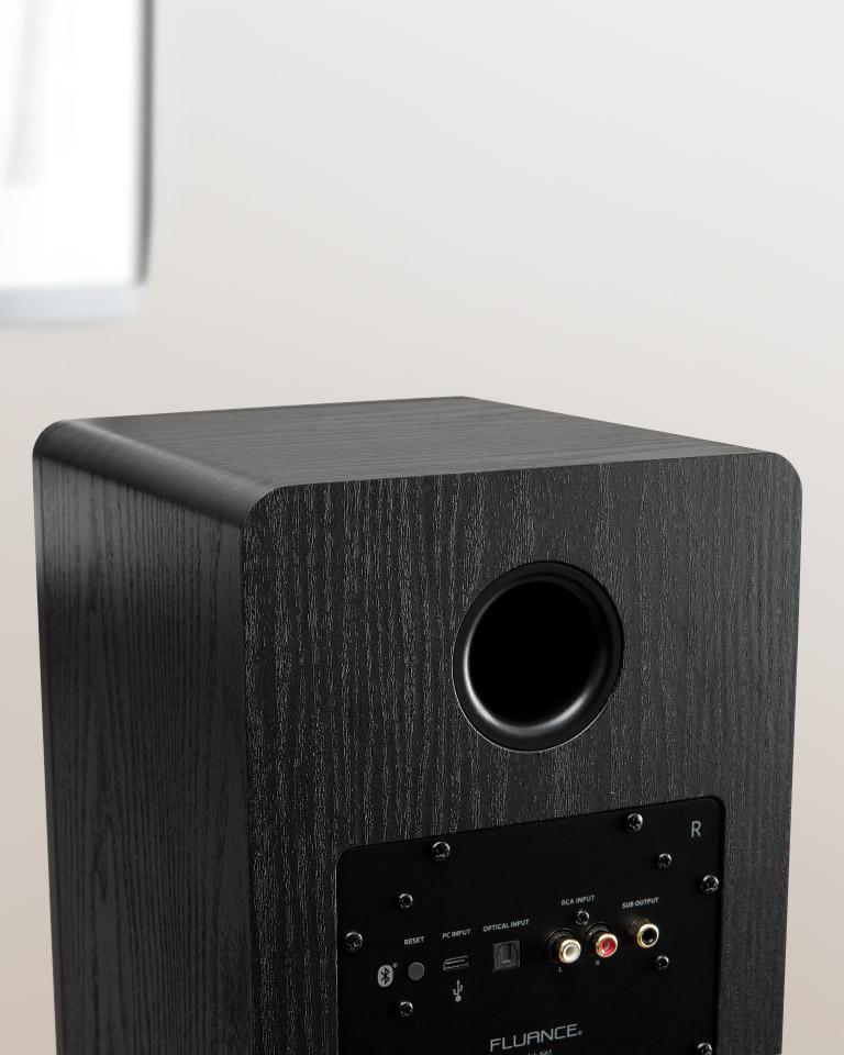 Ai61 Powered Bookshelf Speakers