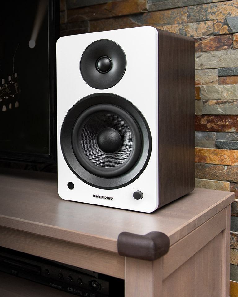 Ai61 Powered Bookshelf Speakers