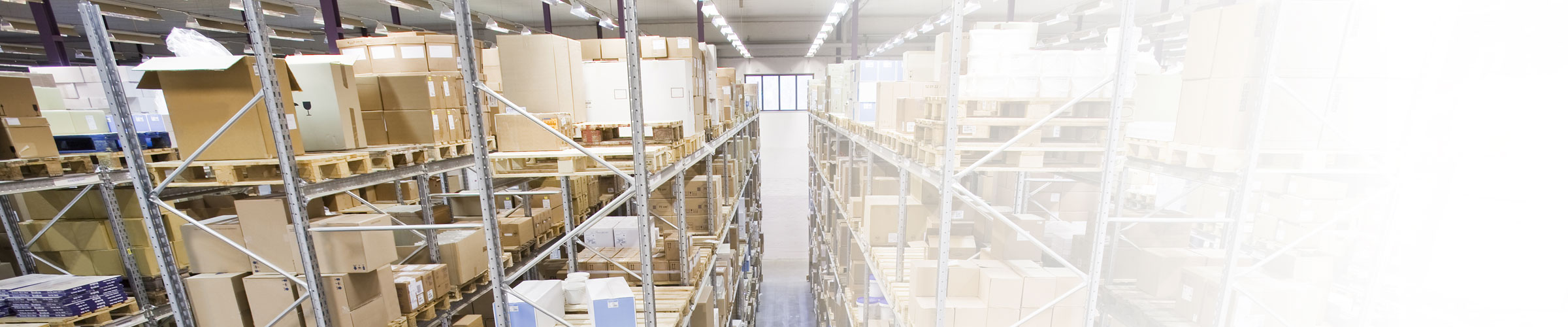 surveillance camera indoor warehouse application