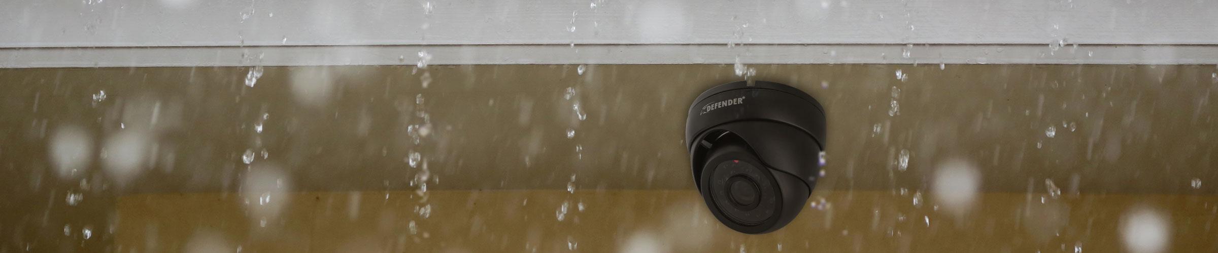 weather resistant housing provides range of versatile usage