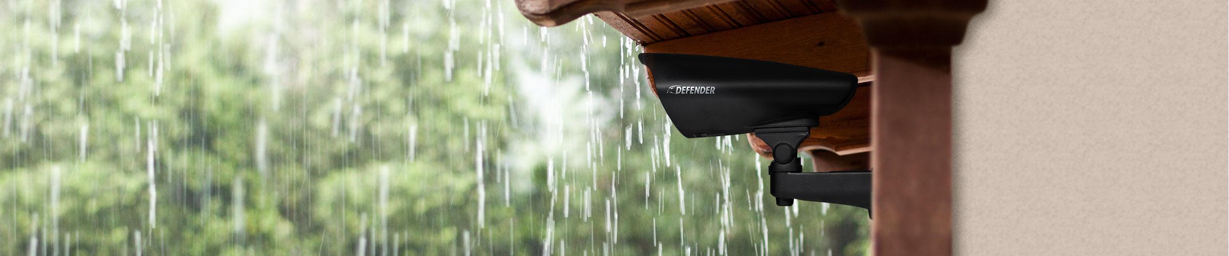 heavy duty weather resistant securitycameras