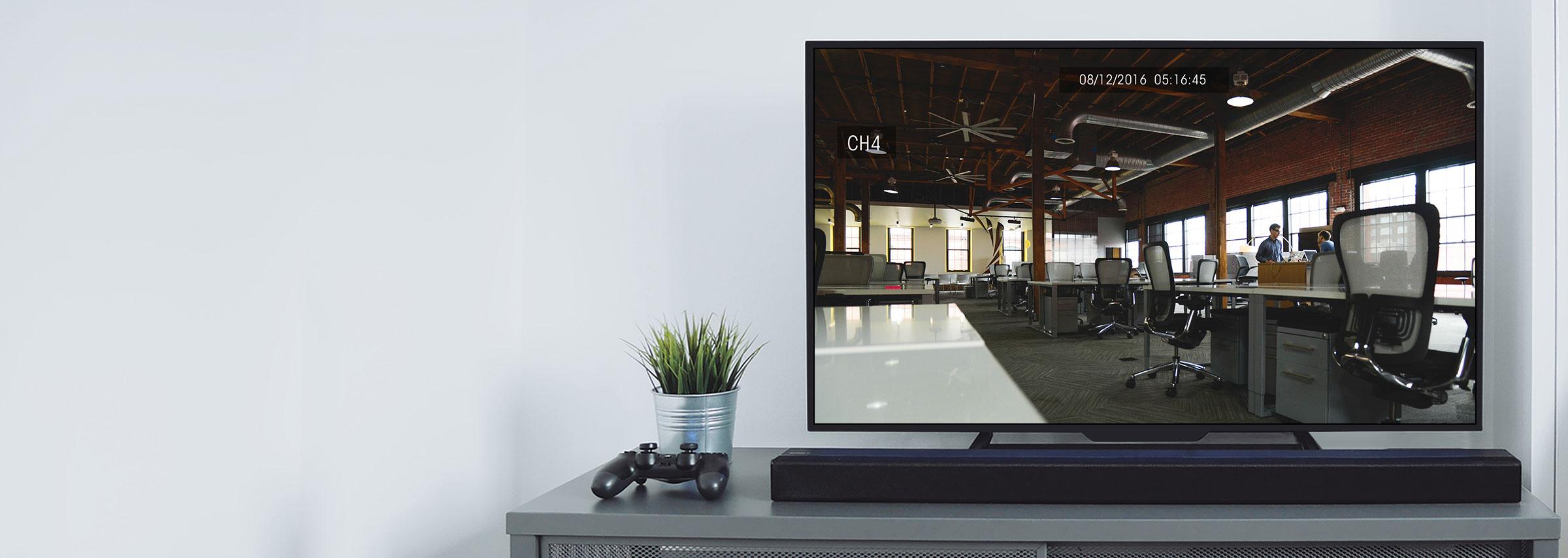 Large Screen Viewing
