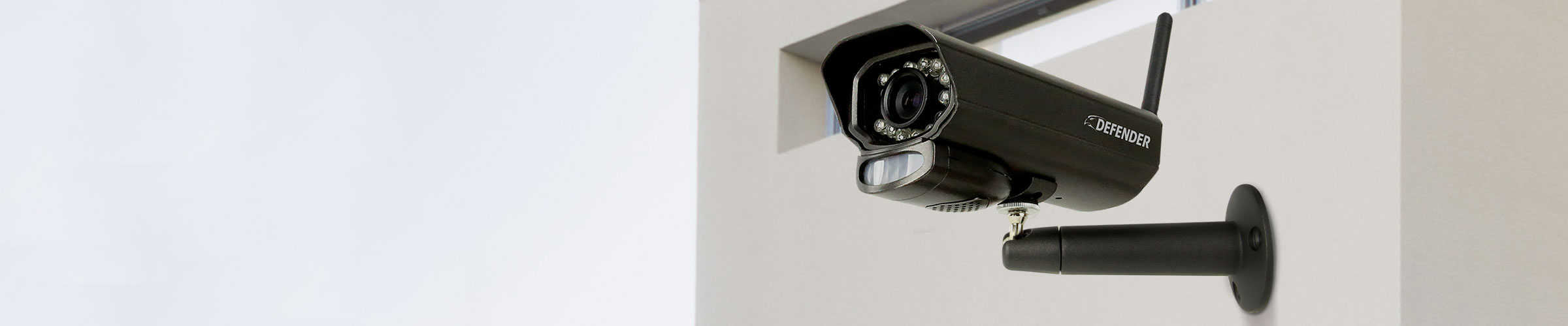 Phoenix Digital Wireless Security System