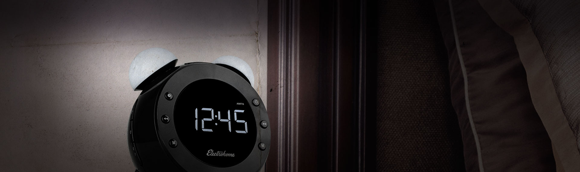 CR35 Clock Radio battery