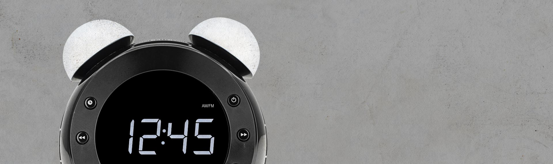 CR35 Clock Radiodate