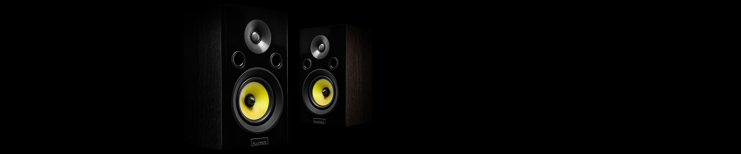 Fluance signature series surround sound speakers