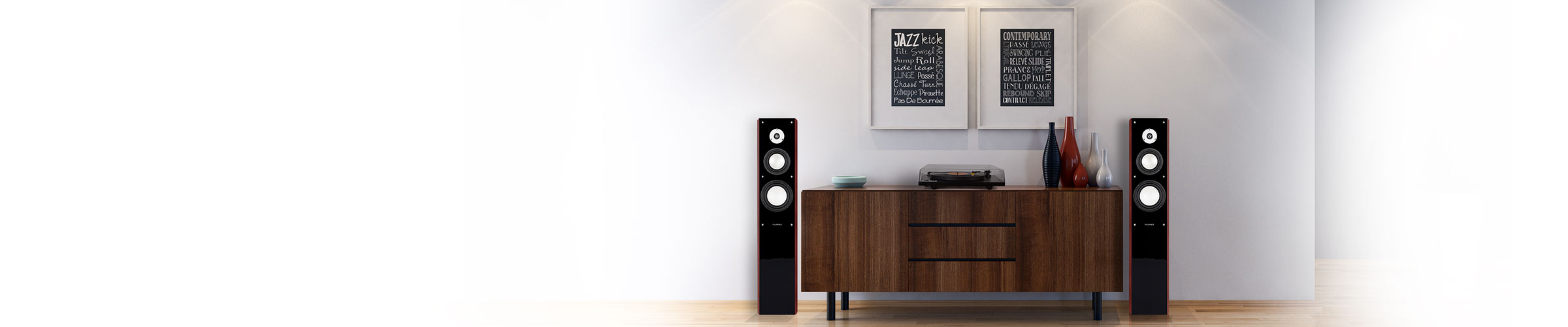 XL5 Floorstanding Speakers