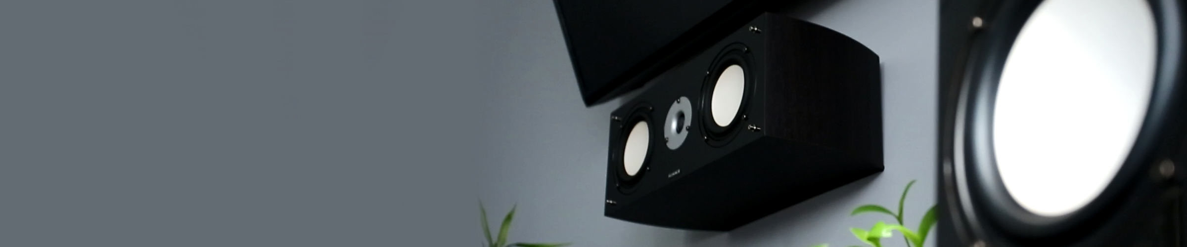 XL7C-DW Center Channel Speaker Intro