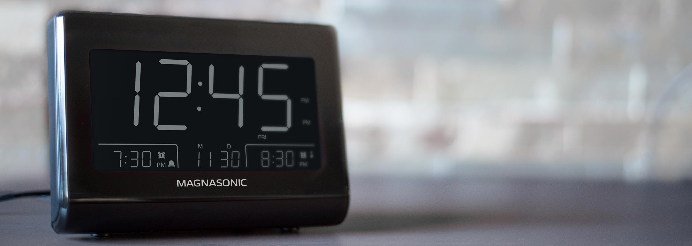 Rest Assured Your Alarm Will Still Sound During a Power Outage