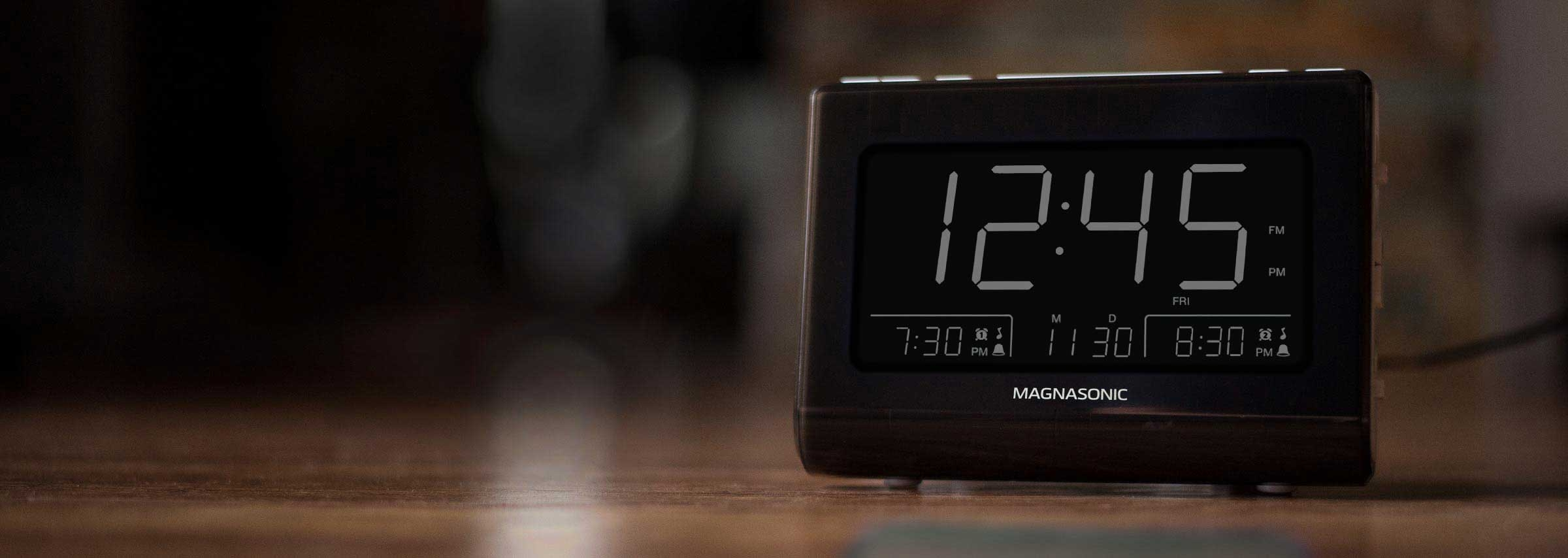 CR63 Clock Radio