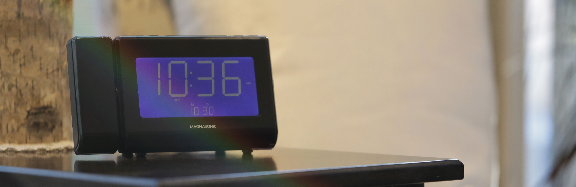 CR65 Clock Radio