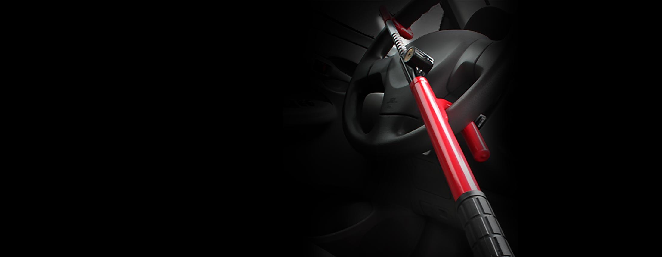 Auto Steering Wheel Security Lock